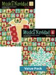 Musica de Navidad, Books 3 & 4 (Value Pack) - Teaching Pieces