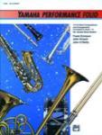 Yamaha Performance Folio - Bb Clarinet