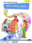 All-in-one Course for Children Book 4 PIANO