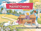 Alfred's Basic All-in-One Sacred Course, Bk 1: Lesson-Theory-Solo