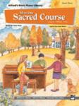 Alfred's Basic All-in-One Sacred Course, Bk 3: Lesson-Theory-Solo