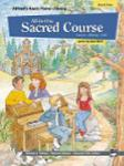Alfred's Basic All-in-One Sacred Course, Bk 4: Lesson-Theory-Solo
