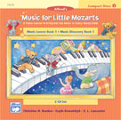 Music for Little Mozarts: 2-CD Set for Lesson and Discovery Books 1