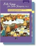 Folk Songs For Solo Singers  Vol 2