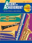 Accent on Achievement Book 1 w/CD - Flute