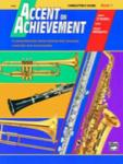 Accent on Achievement Book 1 w/CD - Conductor