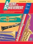 Accent on Achievement, Alto Sax Bk. 2