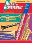 Accent on Achievement, Bari Sax Bk. 2