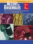 Accent on Ensembles Book 1 - Alto/Baritone Saxophone