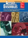 Accent on Ensembles Book 1 - Trombone