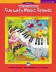 Alfred's Music for Little Mozarts - Coloring Book 1
