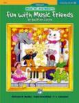 Music For Little Mozarts Coloring Book 2: Fun with Music Friends at School