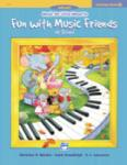 Music For Little Mozarts Coloring Book 3: Fun with Music Friends at the Piano Lesson