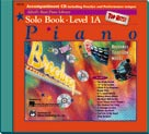 Solo Book Level 1a  Top Hits CD