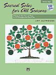Sacred Solos for All Seasons - Medium High Book and CD