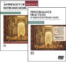 Anthology of Baroque Keyboard Music w/cd PIANO