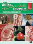 Accent On Christmas Ensembles Tenor Sax