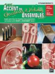 Accent On Christmas Ensembles Trumpet