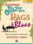 Christmas Jazz Rags & Blues  Book 1