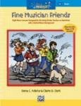 This is Music Series Vol 3 - Fine Musician Friends for Grade 1 Book/CD