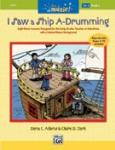 This is Music Series Vol 4 - I Saw a Ship A-Drumming Gr 2 Book/CD