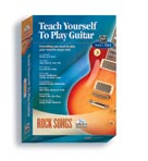 Teach Yourself To Play Guitar: Rock Songs