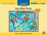 This Is Music Series Vol 1 - Itsy Bitsy Music for Preschool Book/CD