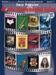 Easy Pop Movie Solos Violin Lvl 1 w/CD