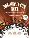 Music Fun 101 (101 Reproducible Music Games and Puzzles) PIANO