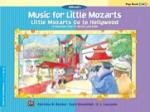 Music for Little Mozarts: Little Mozarts Go to Hollywood 3 & 4 Easy Piano