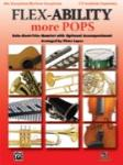 Flex-Ability: More Pops for Alto or Baritone Saxophone