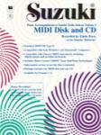 Suzuki Violin School MIDI Disk Acc./CD-ROM, Volume 4 [Violin]