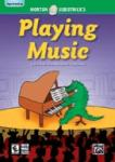 Creating Music Series: Playing Music (CD)