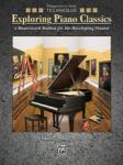 Exploring Piano Classics Technique Prep [Piano]