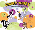 Looney Tunes Music Writing Book Book
