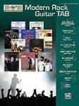 10 for 10 Sheet Music: Modern Rock Guitar Tab [Guitar]