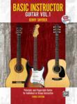 Basic Instructor Guitar 1 (3rd Edition) [Guitar]