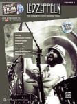 Ultimate Drum Play-Along: Led Zeppelin, Vol. 1 (Bk/CD)