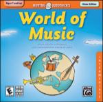Creating Music Series: World of Music (Intermediate CD)
