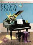 Basic Adult Piano Course Lesson 3 w/CD  Method