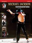 Michael Jackson Instrumental Solos for Alto Saxophone
