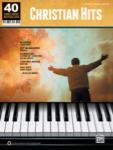 40 Sheet Music Bestsellers: Christian Hits [pvg]