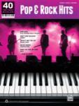 40 Sheet Music Bestsellers: Pop & Rock Hits [Piano/Vocal/Guitar]