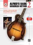 Alfred's Basic Mandolin Method Book 2 - Book/CD