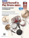 Alfred's Teach Yourself to Play Drums w/dvd