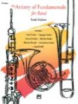Artistry Of Fundamentals For Band - Bass Clarinet