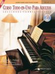 Curso Todo-En-Uno Para Adultos Nuevo, Con CD! Nivel 1 [Piano]