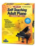 Alfred's Self-Teaching Adult Piano: Beginner's Kit [Piano]