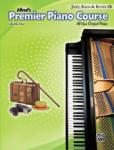 Premier Piano Course Jazz ,Rags & Blues 2B  Method