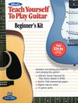 Teach Yourself to Play Guitar Beginner's Kit